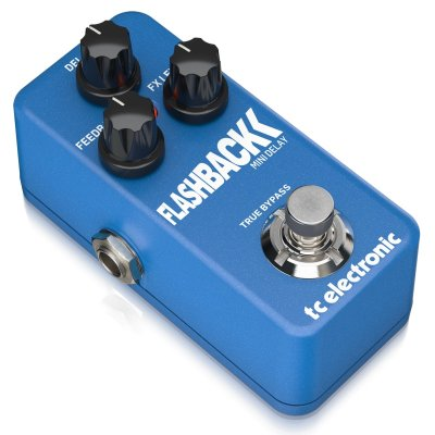 TC ELECTRONIC FLASHBACK MINI DELAY педаль Delay