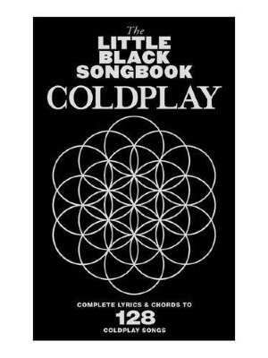 AM1013177 LITTLE BLACK SONGBOOK COLDPLAY BOOK