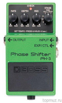 Педаль BOSS PH-3 Phase Shifter для электрогитары
