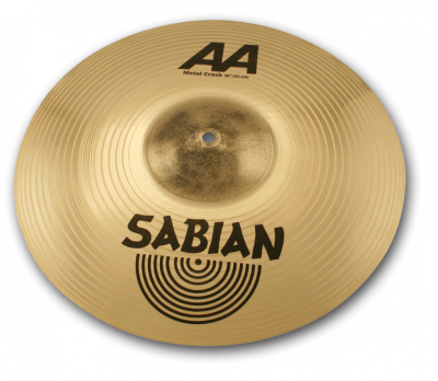 "SABIAN AA 16"" METAL crash тарелка"