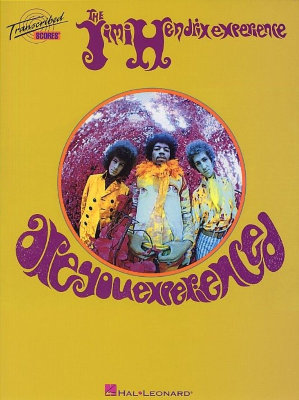 AM935231 HENDRIX JIMI ARE YOU EXPERIENCED BAND TRANSCRIBED SCORES