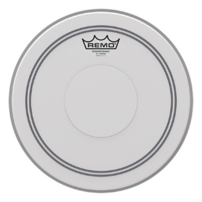 REMO P3-0112-C2 Batter Powerstroke 3 Coated 12'' Clear Dot Top Side пластик