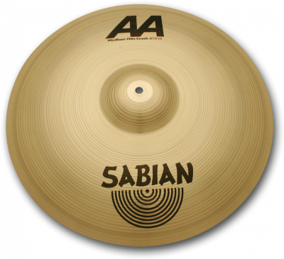 "SABIAN AA 16"" THIN crash тарелка"