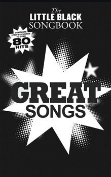 AM1003057 - The Little Black Songbook: Great Songs - книга: Маленькая...