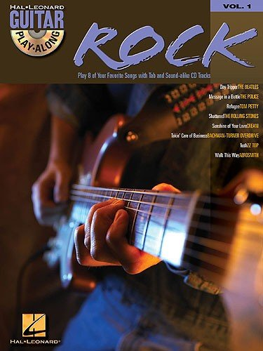 HL00699570 Guitar Play-Along Volume 1: Rock