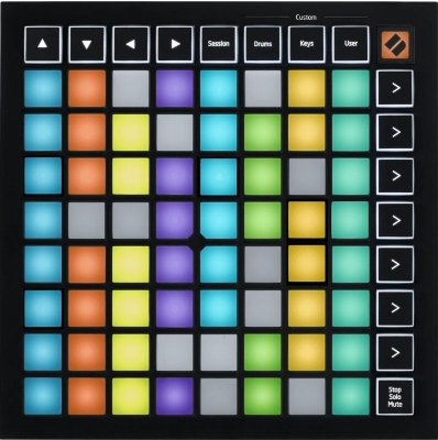NOVATION LAUNCHPAD MINI MK3 контроллер для Ableton Live 64 пэда