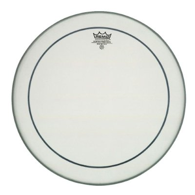 REMO PS-0112-00 Batter Pinstripe Coated12'' пластик