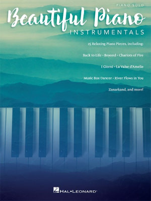 HL00149926 - BEAUTIFUL PIANO INSTRUMENTALS PF BK