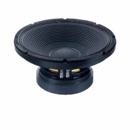 "EIGHTEEN SOUND 15LW1401/4 15"" динамик с расширенным НЧ, 4 Ом, 1000 Вт AES, 98dB, 40-2400 Гц"