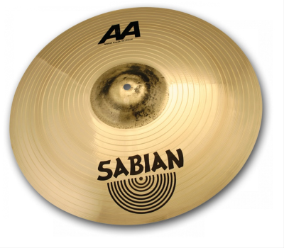 "SABIAN AA 18"" METAL crash тарелка"