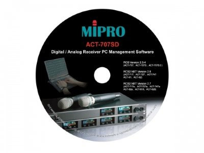MIPRO ACT-707SD комплект для управления радиосистемами с PC