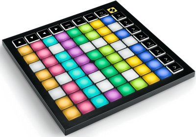 NOVATION LAUNCHPAD X контроллер для Ableton Live 64 пэда