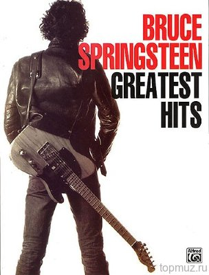 IMP3884A - Bruce Springsteen: Greatest Hits (PVG) - книга: Брюс...