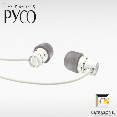 Наушники ULTRASONE Pyco Satin White