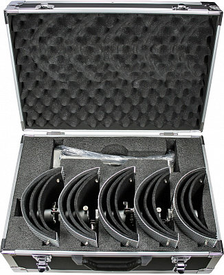 SE ELECTRONICS REFLEXION FILTER STUDIO SET комплект экранов для микрофона, 5 шт