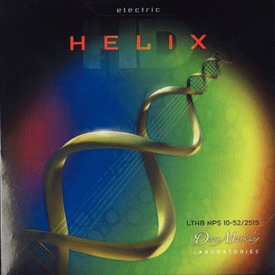 DEAN MARKLEY 2515 Helix HD Electric LTHB - Струны для электрогитары 010-052
