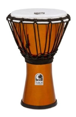 "Toca TFCDJ-7MO Freestyle X-Small Metallic Orange джембе 7""х12,5"""