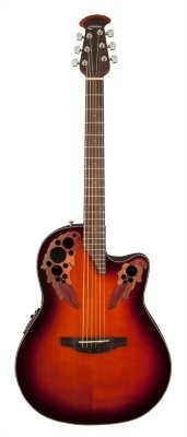 Ovation CE44-1 Celebrity Elite Mid-Depth Cutaway электроакустическая гитара