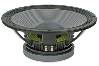 "EIGHTEEN SOUND 15LW2400/8 15"" динамик с расширенным НЧ, 8 Ом, 1200 Вт AES, 97dB, 40-2200 Гц"