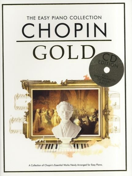 CH78639 The Easy Piano Collection: Chopin Gold (CD Edition)