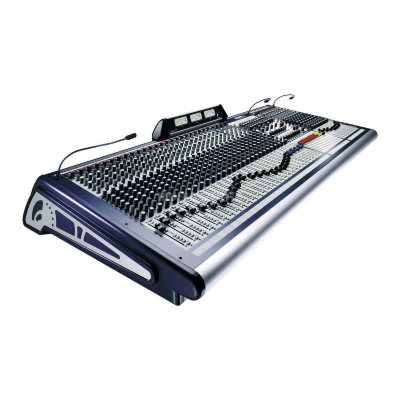 SOUNDCRAFT GB8-32 микшерный пульт 32 моно+4 стер, 8 групп, 8 AUX