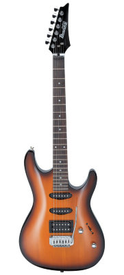 IBANEZ GIO GSA60 BROWN SUNBURST электрогитара