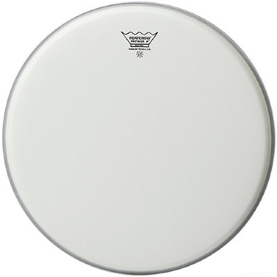 REMO BD-0115-00 Batter Diplomat Coated 15'' пластик для бас-барабана