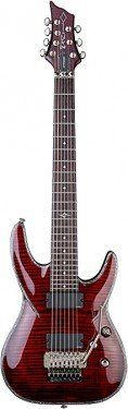 DBZ DIAMOND BARSTF7-FR-BC Barchetta ST FR 7 String Black Cherry электрогитара