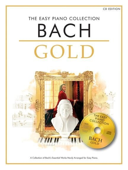 CH78672 The Easy Piano Collection: Bach Gold (CD Edition)