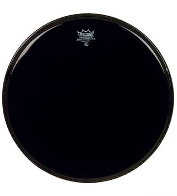 REMO BE-0015-ES Batter Emperor Ebony 15'' пластик для бас-барабанов