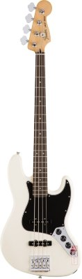 Fender DLX ACTIVE JAZZ BASS PF OWT бас-гитара