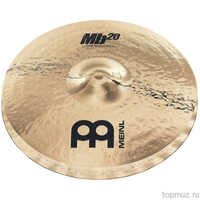 "MEINL Mb20 Heavy Soundwave Hihat MB20-14HSW-B 14"" hi-hat тарелки пара"