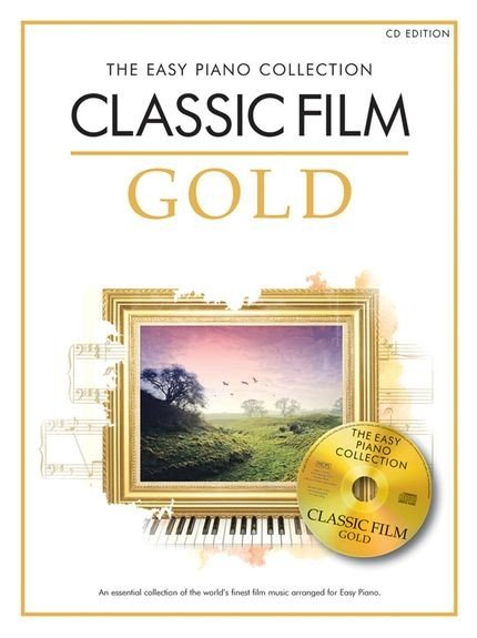 CH78705 The Easy Piano Collection: Classic Film Gold (CD Edition)...