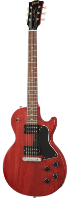 GIBSON Les Paul Special Tribute Humbucker Vintage Cherry Satin электрогитара