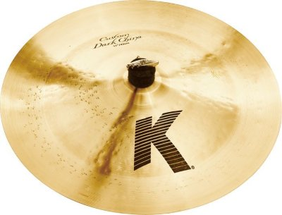 "ZILDJIAN K0970 17"" K' CUSTOM DARK тарелка China"