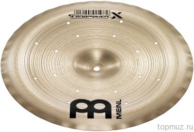 "MEINL GX-8FCH 8"" Generation X Filter China тарелка музыкальная"