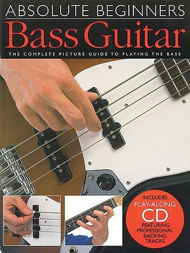 AM92616 Absolute Beginners: Bass Guitar (Book And CD)