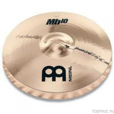 "MEINL MB10-14МSW-B Medium Soundwave Hihat 14"" hi-hat тарелка"