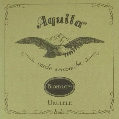 AQUILA 9U SINGLE 4-я струна для укулеле-сопрано