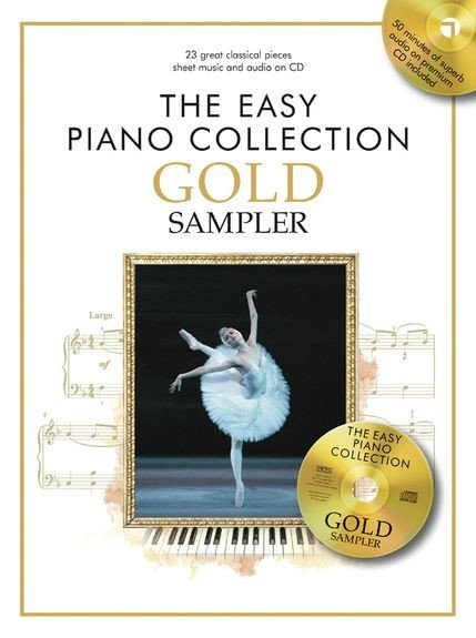 CH79651 The Easy Piano Collection: Best Of Gold