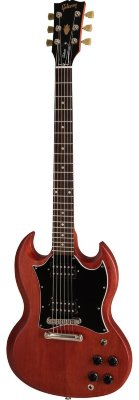 GIBSON 2019 SG TRIBUTE VINTAGE CHERRY SATIN электрогитара + кейс
