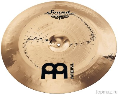 "MEINL Soundcaster Custom 18"" SC18CH-B china тарелка"