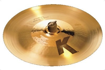 "ZILDJIAN K1221 17"" K' CUSTOM Hybrid China тарелка China"