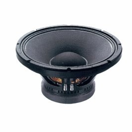"EIGHTEEN SOUND 15W700/4 15"" динамик НЧ, 4 Ом, 450 Вт AES, 99dB, 38-5000 Гц"