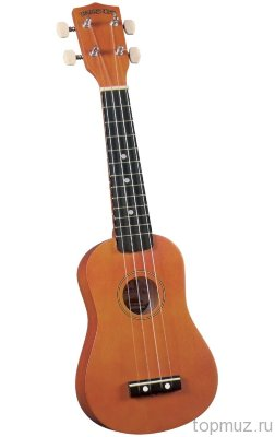 Укулеле DIAMOND HEAD DU-10 BR (101) Polychrome Ukulele - Stained Brown