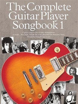 AM995412 The Complete Guitar Player: Songbook 1 (2014 Edition)