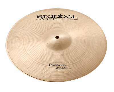"ISTANBUL AGOP MH14 TRADITIONAL 14"" TRADITIONAL MEDIUM Hi-Hats тарелки (пара)"