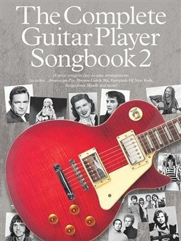 AM995423 The Complete Guitar Player: Songbook 2 (2014 Edition)