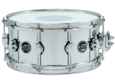 Drum Workshop Snare Drum Performance Steel Малый барабан 14x6,5""