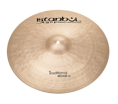 "ISTANBUL AGOP MR20 TRADITIONAL 20"" MEDIUM Ride тарелка"